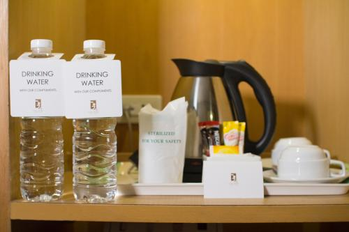 Junior Suite Room Amenities
